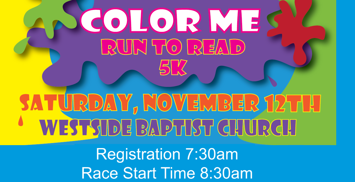Color Me: Run to Read